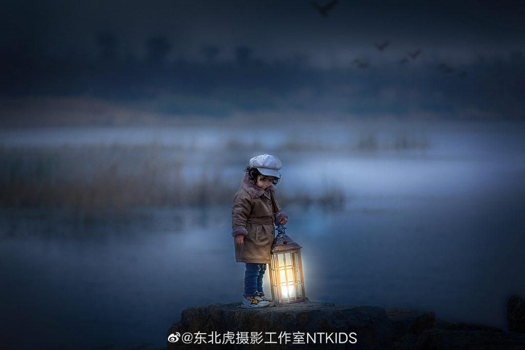 创意儿童摄影清晨.jpg